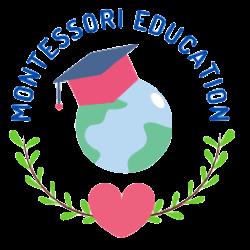 לוגו חינוך מונטסורי ישראל