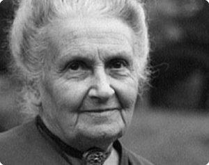 maria montessori מריה מונטסורי