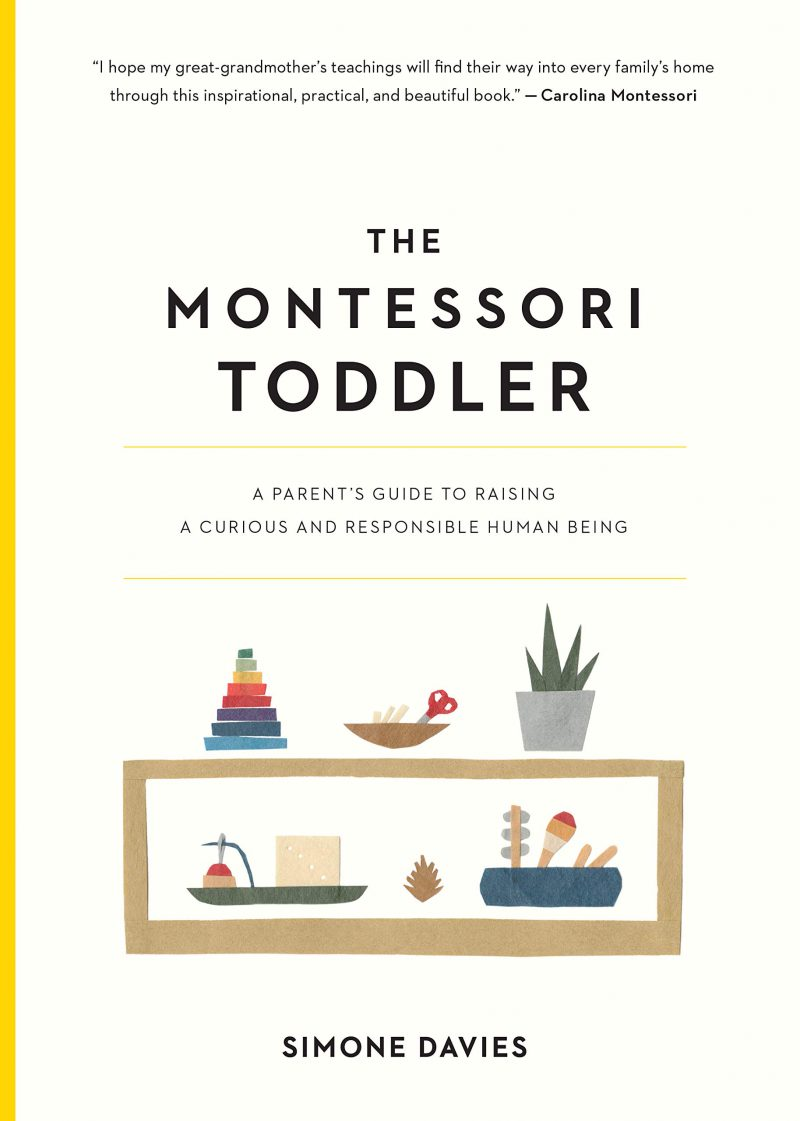 the montessori toddler הפעוט של מונטסורי